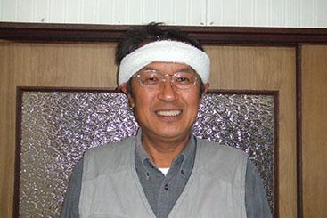 三代目 代表 小野田 仁